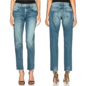 AMO Tomboy Jeans in Yours Truly Size 24 NEW